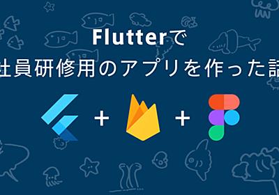 Flutterで社員研修用のアプリを作った話 - pixiv inside