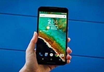 グーグル「Nexus 6」レビュー(前編)--「Android 5.0 Lollipop」搭載の6インチスマートフォン - CNET Japan