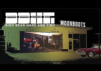 Bird Bear Hare and Fish - Moon Boots (Official Album Trailer)