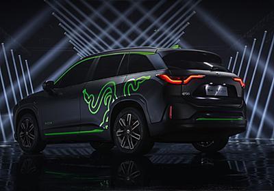 🎮ゲーミングカー🤔❓令和は車も光る時代🌟 #Razer がイルミネーション機能🌈「Chroma」搭載の自動車を発売🚙 - funglr Games