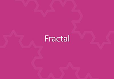 スタイルガイドジェネレーターの「Fractal」がかなり良さそう   Rriver