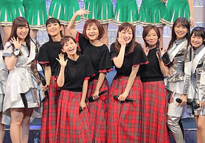 モーニング娘。1期がハロプロ名古屋公演に全員集結。安倍なつみ「本当に奇跡だなって」 | BARKS