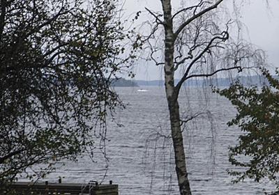 発見された沈没船は「帝政ロシアの潜水艦」スウェーデン軍 写真1枚 国際ニュース:AFPBB News