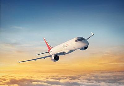 三菱航空機、100機受注へ協議 初号機は再度納入遅れも  :日本経済新聞
