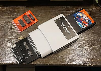 MSXでSG-1000のゲームを動かすためのアダプタ「MEGA MSX ADAPTER」 - AKIBA PC Hotline!