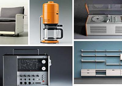 Appleに影響を与えた伝説の工業デザイナー、ディーター・ラムスの「いいデザインの10か条」 - GIGAZINE