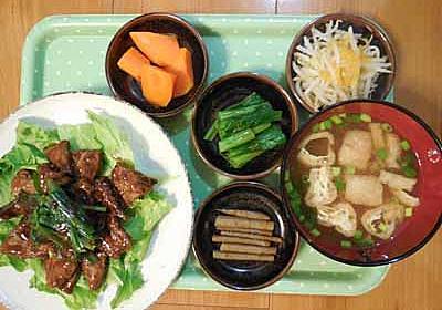 ニラレバ(総菜) - めのキッチンの美味しい生活