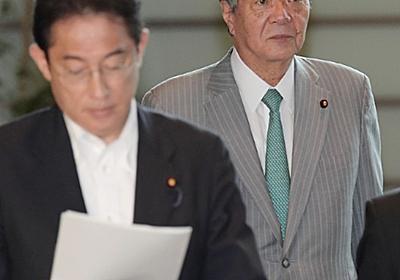 自民総裁選:竹下派「分裂選挙」へ 竹下氏は石破氏支持 - 毎日新聞