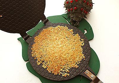 キヌアをいちばん美味しく食べる方法は、たたみキヌア :: デイリーポータルZ