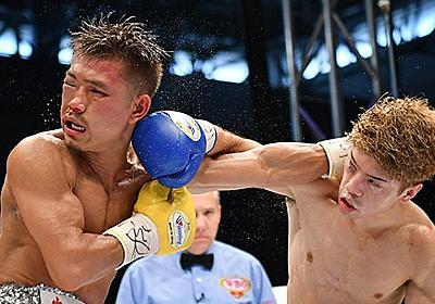 田中恒成と木村翔、最高のボクシング。終了直後に抱き合った似つかぬ2人。 - ボクシング - Number Web - ナンバー
