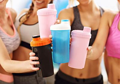 「プロテインを飲んではいけない」健康のために運動する人に多い根本的勘違い タンパク質摂取で筋肉はつかない | PRESIDENT Online(プレジデントオンライン)