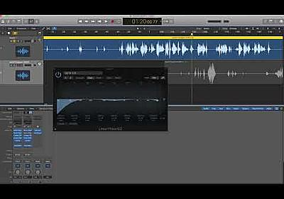 Rebuild Podcast audio filter chain - YouTube