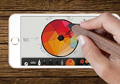 iPadで大人気の「Paper」がいよいよiPhoneにやってくる! | ギズモード・ジャパン