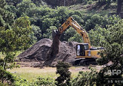 メキシコで袋詰めの29遺体発見 井戸底に大量遺棄 写真4枚 国際ニュース:AFPBB News