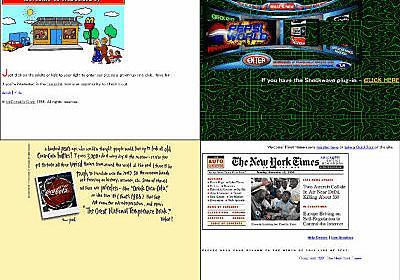 1996年から850億ものウェブサイトを保存している「Wayback Machine」 - GIGAZINE