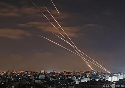 バイデン氏、イスラエル首相と電話会談 ガザ交戦激化に「大きな懸念」 写真1枚 国際ニュース:AFPBB News