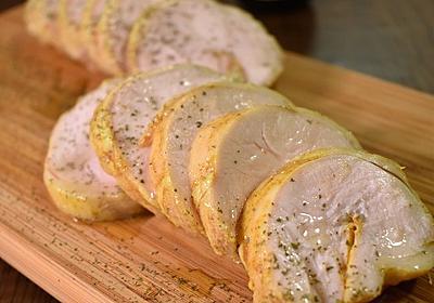 しっとりスパイシー♪カレー鶏ハム : 気まま料理で レシピとか Powered by ライブドアブログ