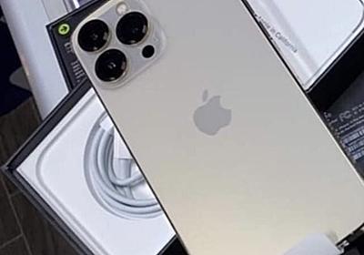 iPhone13 Proの箱と同梱品、iPhone12 Proと同じ模様〜画像が投稿 - iPhone Mania