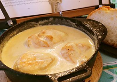 にんにく香る!グルジア料理 シュクメルリ by へるべちかん 【クックパッド】 簡単おいしいみんなのレシピが340万品