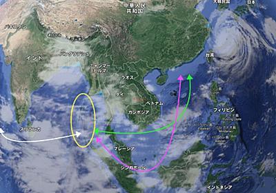 中国、マレー半島切り開く新運河建設案でタイに接近 マラッカ海峡を回避=印報道