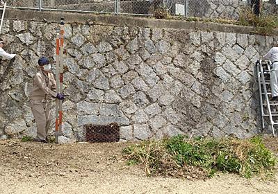 旧田熊小学校整備作業 | 裏島(うらしま)ぶろぐ