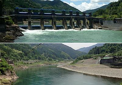 球磨川の清流、再び我が手に 全国初、挑んだダム撤去  :日本経済新聞