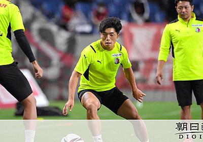 工務店で働くJFL選手→J1セレッソへ「飛び級」入団 なぜ実現?:朝日新聞デジタル