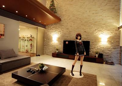 痛いニュース(ノ∀`) : 【画像】 200万円の美少女フィギュアを買った人の自宅が凄すぎると話題に - ライブドアブログ