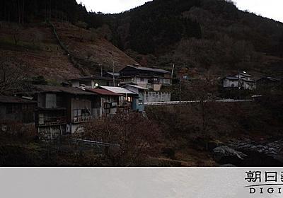 ひとが減り、いなくなる 「消えゆく」南牧村の格闘:朝日新聞デジタル