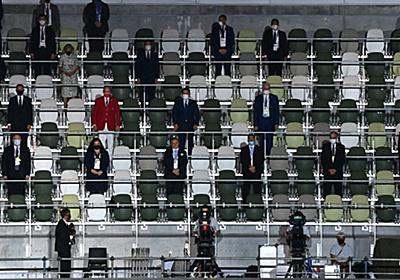 開会式で黙とう ミュンヘン五輪で犠牲のイスラエル選手ら追悼 | 毎日新聞