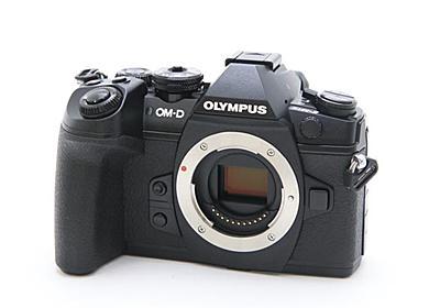 (中古)OLYMPUS (オリンパス) OM-D E-M1 Mark II ボディ(商品ID:3717004179157)詳細ページ | マップカメラ|日本最大級のカメラ総合サイト(中古販売・買取)