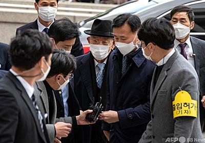 「光州の虐殺者」韓国の全元大統領に有罪判決、証人の名誉毀損 写真12枚 国際ニュース:AFPBB News