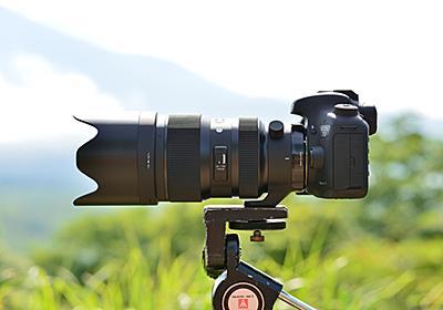 単焦点レンズ並みの実力を持つAPS-C向け中望遠ズーム――シグマ「50-100mm F1.8 DC HSM | Art」 - ITmedia NEWS
