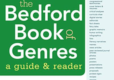 The Bedford Book of Genres: A Guide and Reader 2nd edition | 9781319058470, 9781319058463 | VitalSource