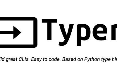 GitHub - tiangolo/typer: Typer, build great CLIs. Easy to code. Based on Python type hints.
