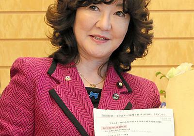 厚労相に片山さつき氏、党選対委員長に甘利氏起用固まる:朝日新聞デジタル