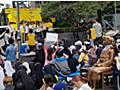 韓国の小学生が「日本の野郎ども」と連呼する慰安婦デモ密着|NEWSポストセブン