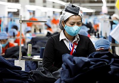 ベトナムへの「密出国」防ぎたい中国、国境に壁建設 現代版「万里の長城」、表向きは「コロナ感染防止」だが(1/4) | JBpress(Japan Business Press)