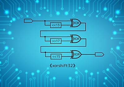 Google Chromeが採用した、擬似乱数生成アルゴリズム「xorshift」の数理