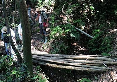 四国霊場の遍路道整備へ 高知県ふるさと納税で寄付募る 老朽化や安全対策急務   毎日新聞