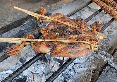 ガイヤーン(鶏の炭火焼き)の聖地「ウィチアンブリー」は、やっぱりガイヤーンの聖地だった。 | 五十の手習い!タイの地で足るを知る