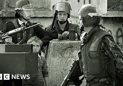Eric Luke on 43 years of photojournalism - BBC News