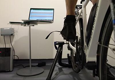 電動アシスト自転車は汗の量が通常の1/3になるという調査結果 | ギズモード・ジャパン