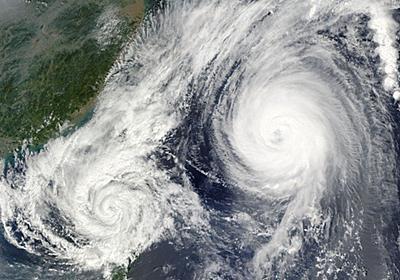 台風が大型化する前に泡のカーテンで冷却して沈静化させる新技術が登場 : カラパイア
