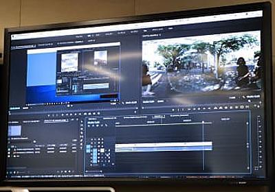 Premiere ProがVR強化、Oculus RiftやHTC VIVE装着して編集も。「Adobe CC」新機能 - AV Watch