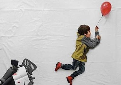 筋ジストロフィーを患う少年の夢を叶えた写真マジック | ギズモード・ジャパン