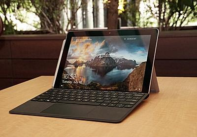 【ニュースの視点】日本の「Surface Go」は、なぜ64,800円なのか?  - PC Watch