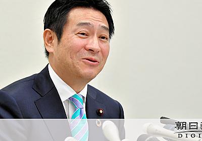 マフィア対策のはずが…初適用は国会議員 証人等買収罪:朝日新聞デジタル