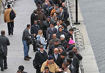 Joining the queue - Recruitment firms