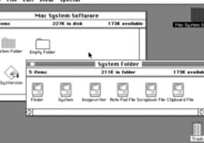 「Mac OS」の変遷--歴代バージョンを画像で振り返る - CNET Japan